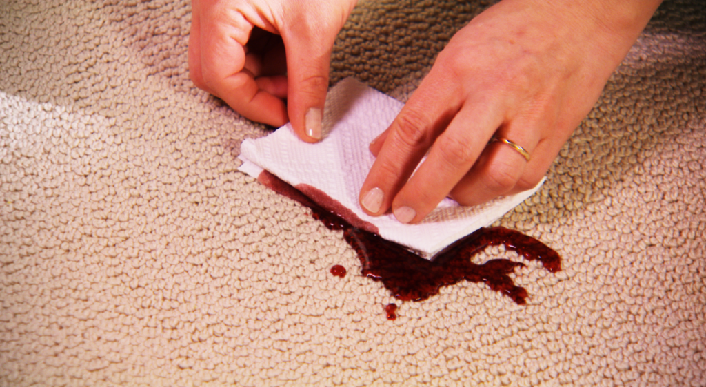 7 tough carpet stains tips to remove them ideas by mr right. Black Bedroom Furniture Sets. Home Design Ideas