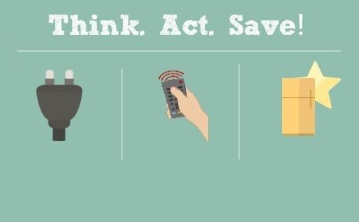 Think Act Save Without Description