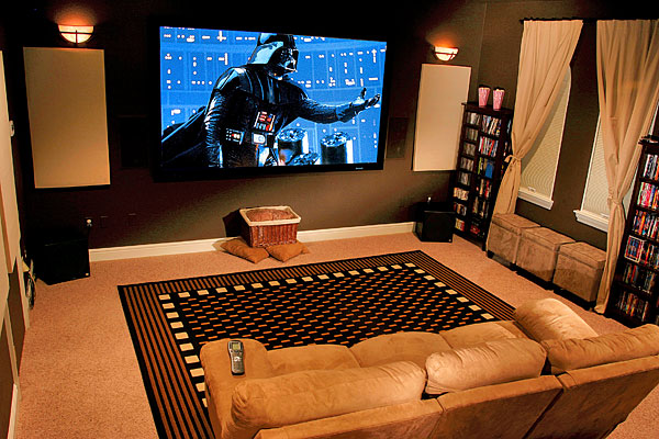 Home Theater Set Up Service