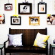 Convert your silent walls into a conversation starter with 7 remarkable wall decorating ideas!