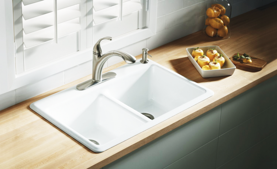 kitchen sink types materials types of kitchen sinks