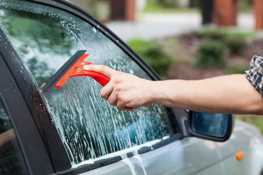 Hassle free car spa at your door step in delhi ncr ideas by mr right How to keep your car exterior clean