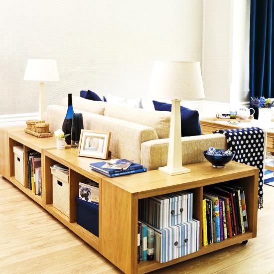 Secondary storage furniture