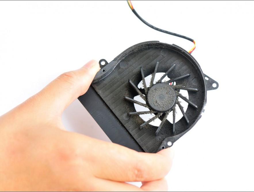 Noisy laptop repair
