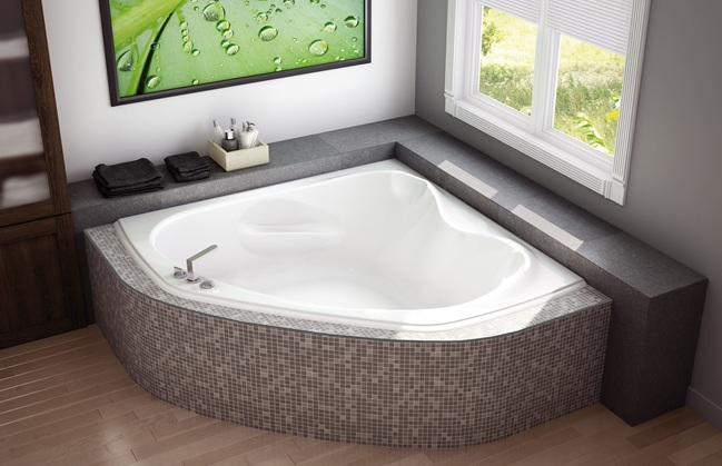 Basic types of bathtub ideas by mr right for Different types of tubs