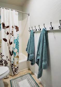 Bathroom organisation and storage ideas