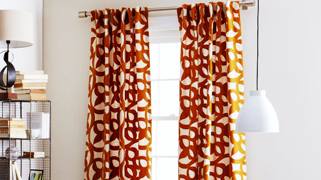 Taking care of drapes and curtains