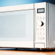 Why does my microwave runs for a few seconds and stops?