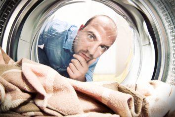Washing machine not starting