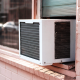 How to install a window air conditioner?