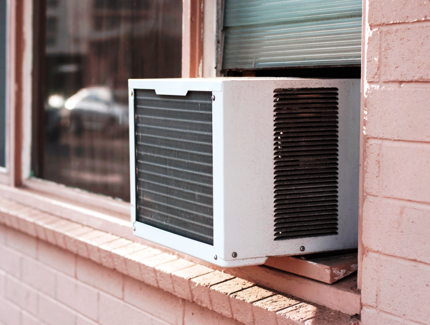 how to fix a window air conditioner