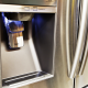 Why is the water dispenser of my refrigerator not working?