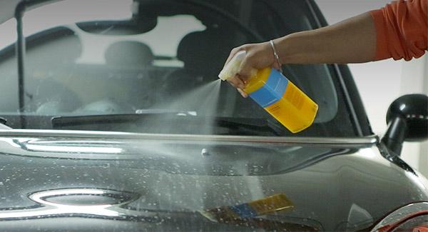 Spray Car Wash: Learn How To Do A Waterless Car Wash
