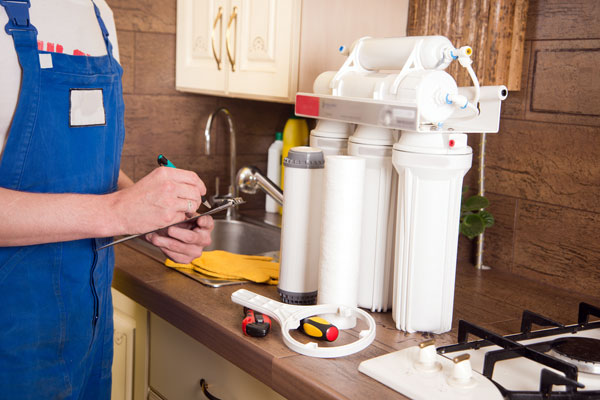 Water Service Installation : How to install ro water purifier in just minutes