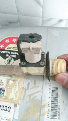 drainage pump problem