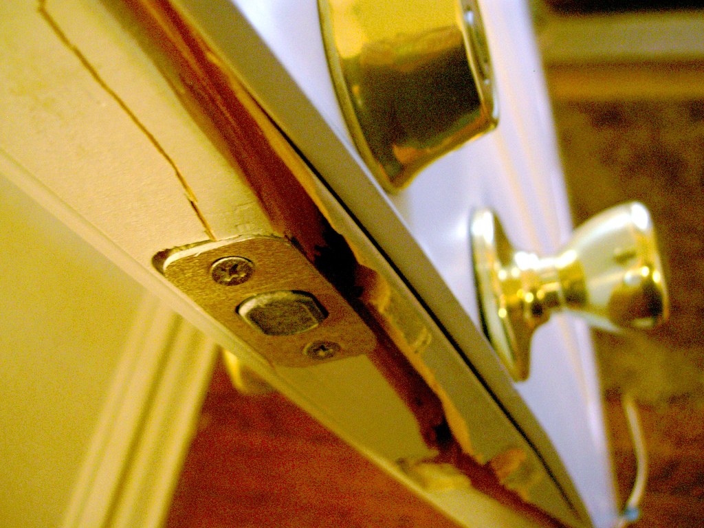 Secure your house properly