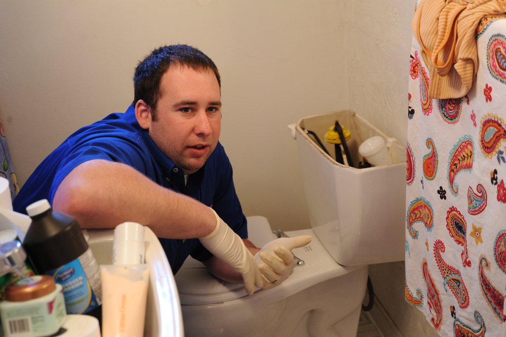 Hire a plumber who will be available in emergencies