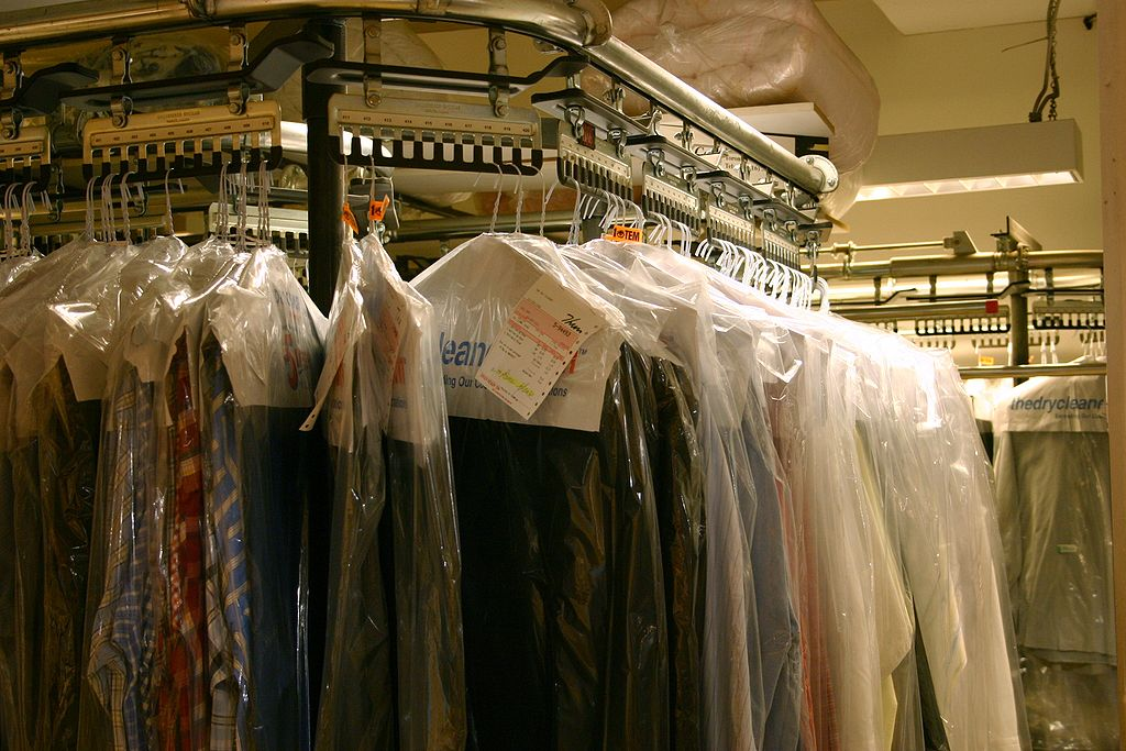 go for a dry cleaning trial run