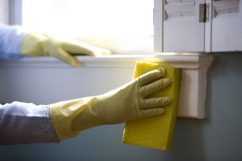 clean your house to boost its selling price