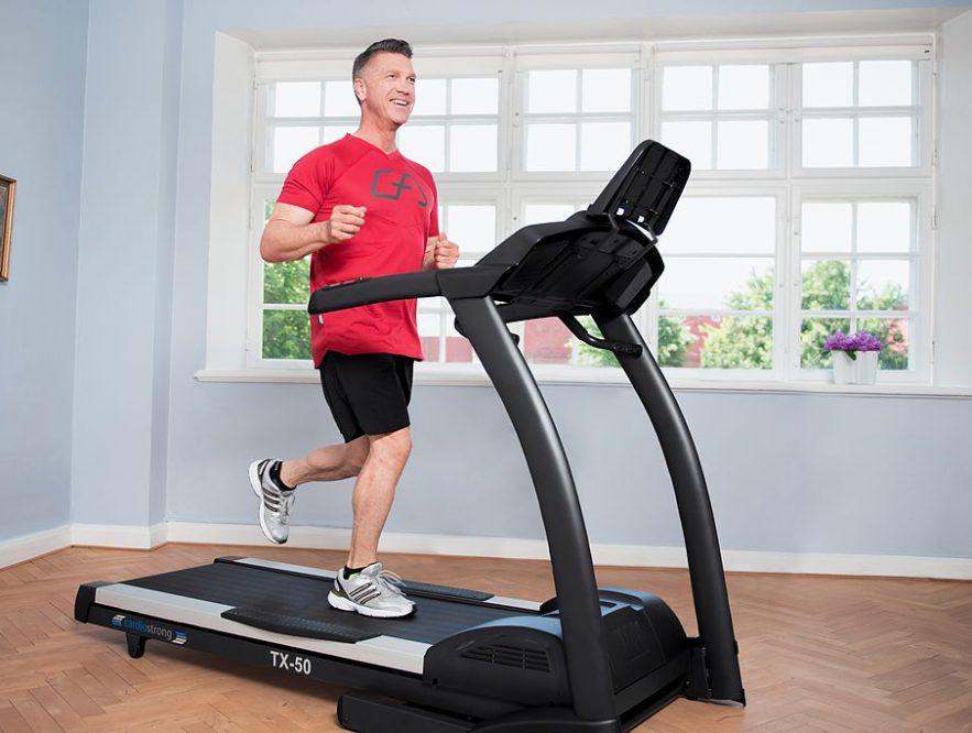 maintain your treadmill on a regular basis