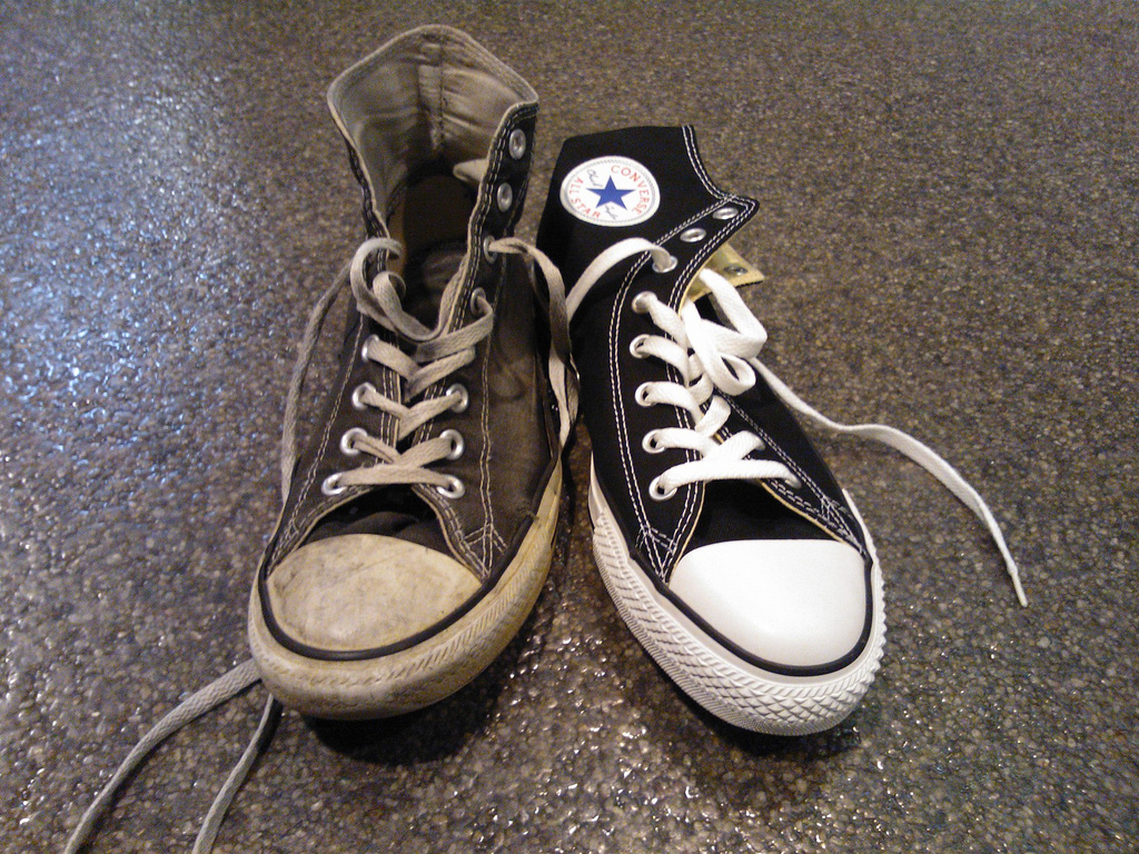get your shoes dry cleaned easily