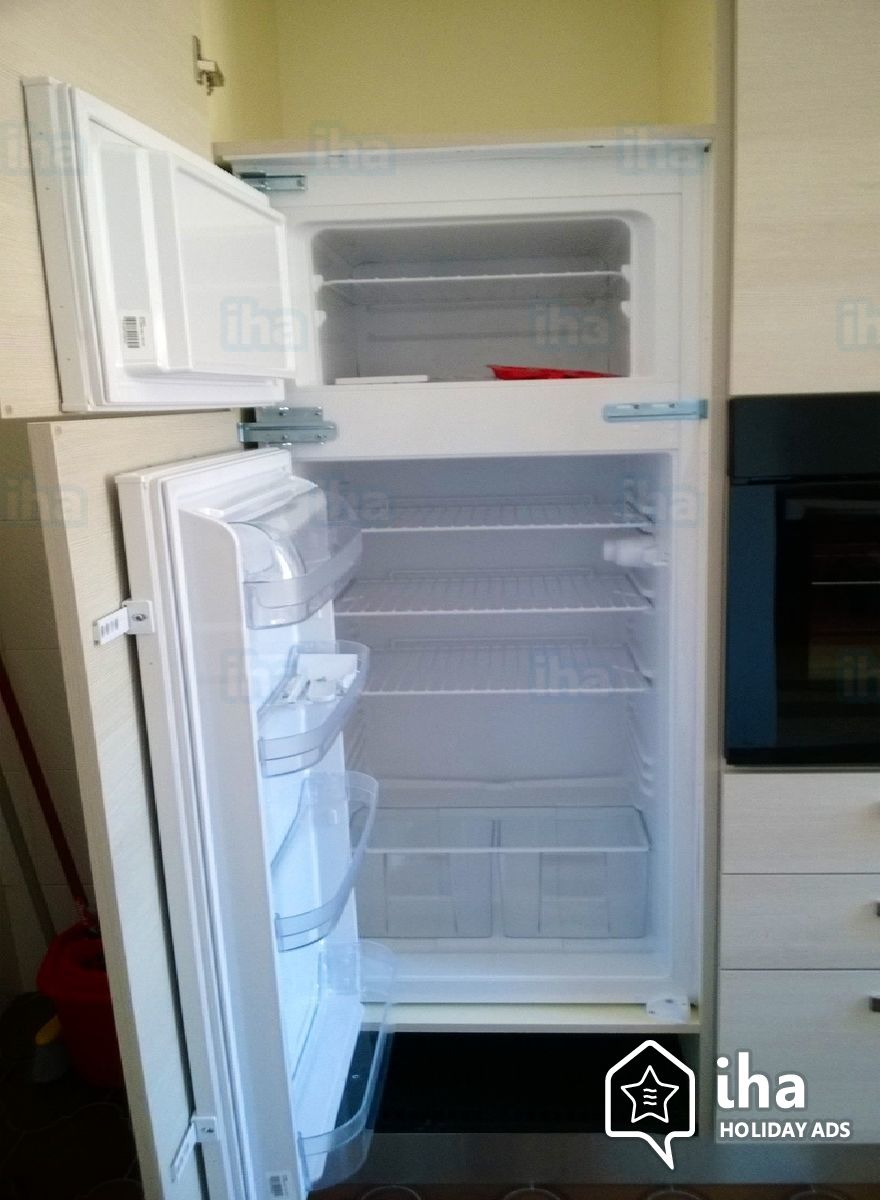 empty the contents of refrigerator