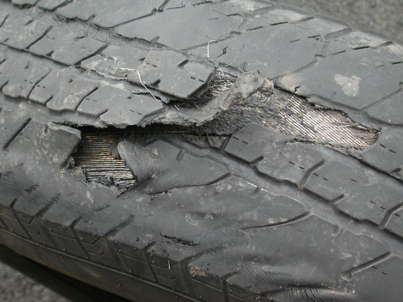 tire failure