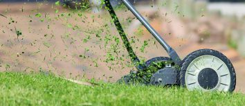 mow a lawn like a pro
