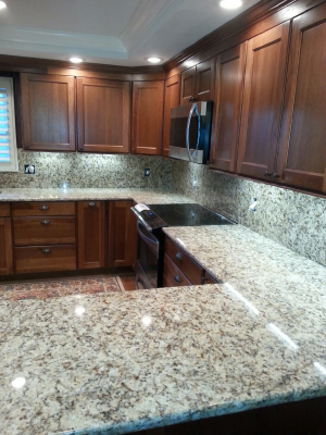 granite countertop maintenance