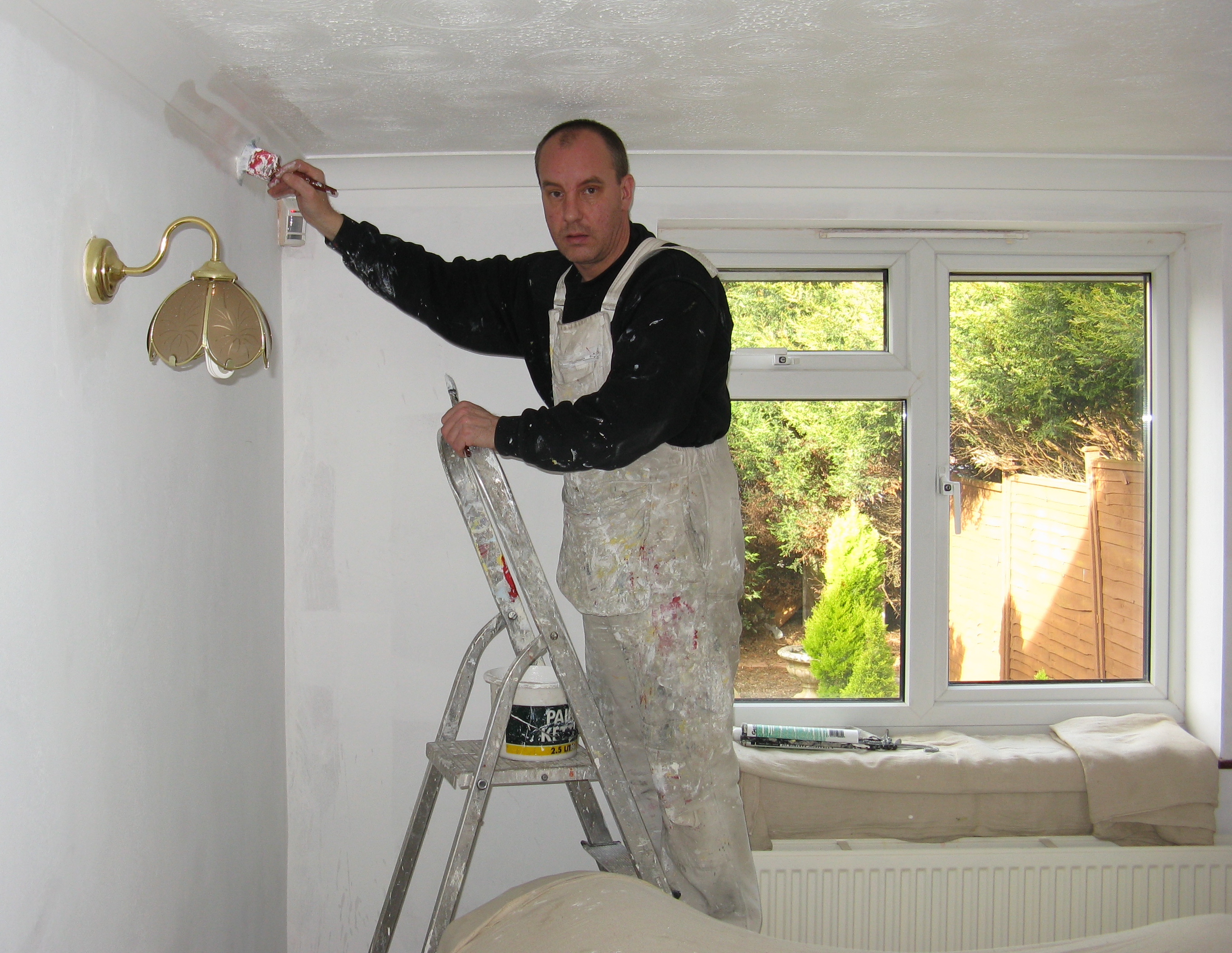 Important questions to ask before hiring a painter - Ideas by Mr Right