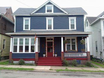 choosing exterior paint