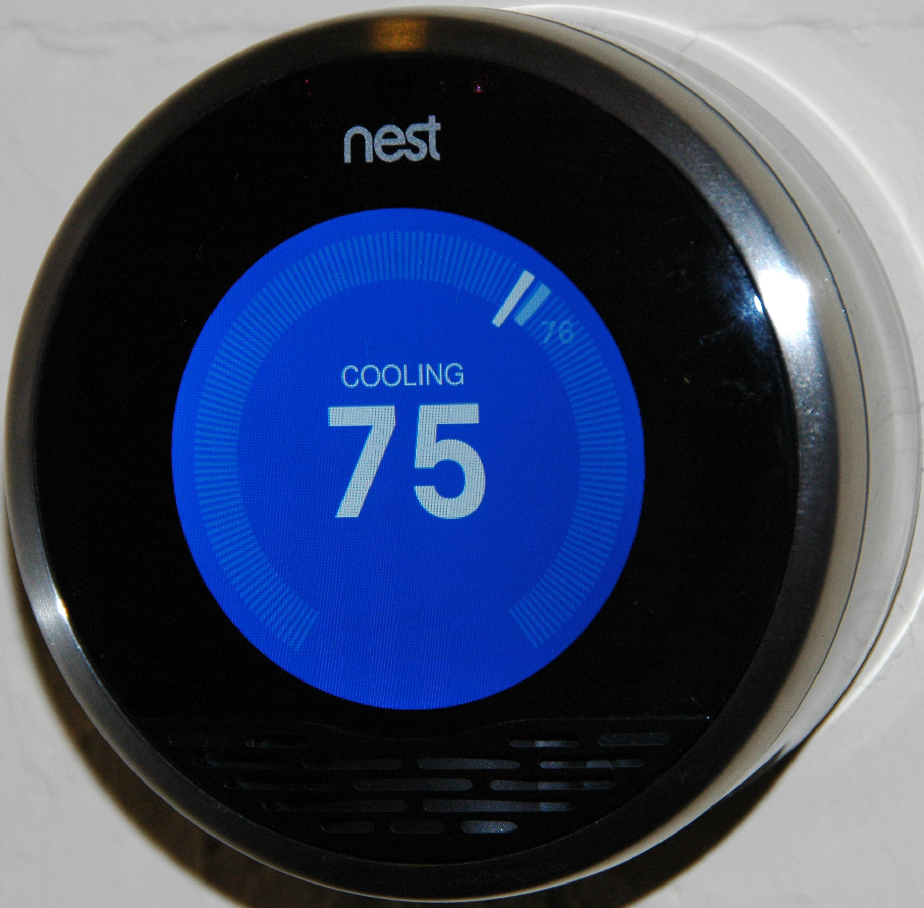 automated thermostats