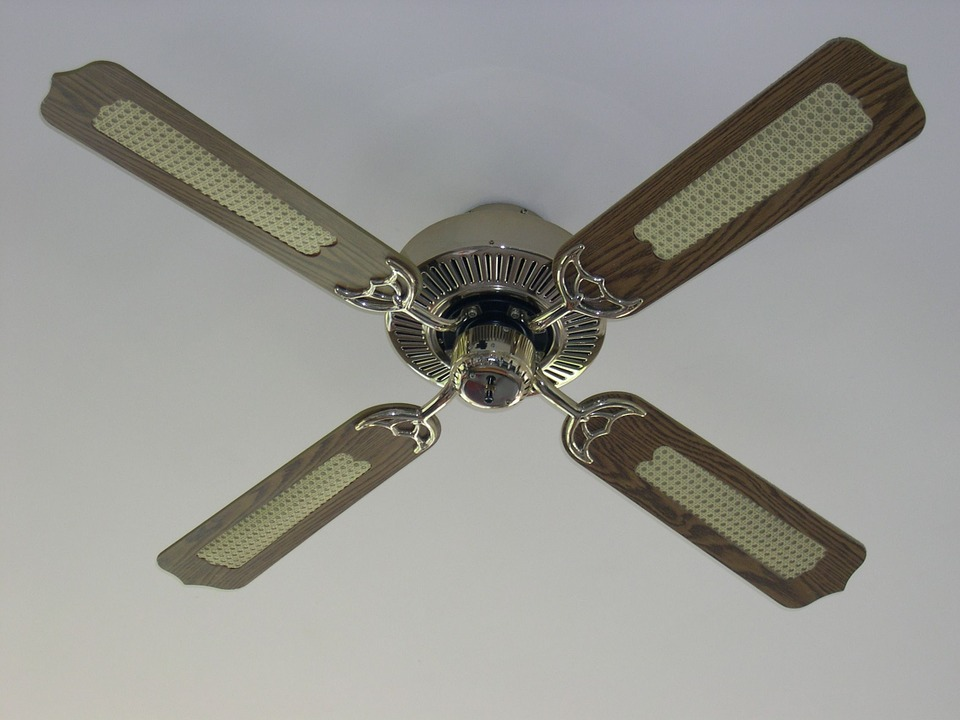 How does a ceiling fan work basic guide ideas by mr right how does a ceiling fan work mozeypictures Image collections