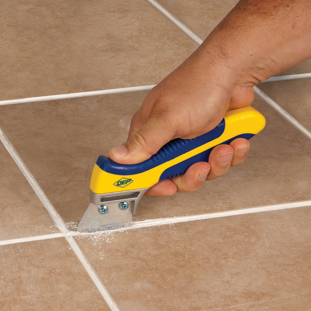 dealing with grout