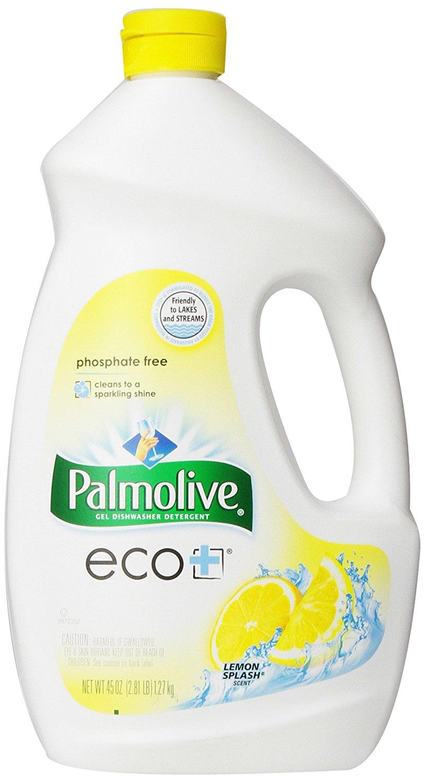 palmolive dishwasher soap