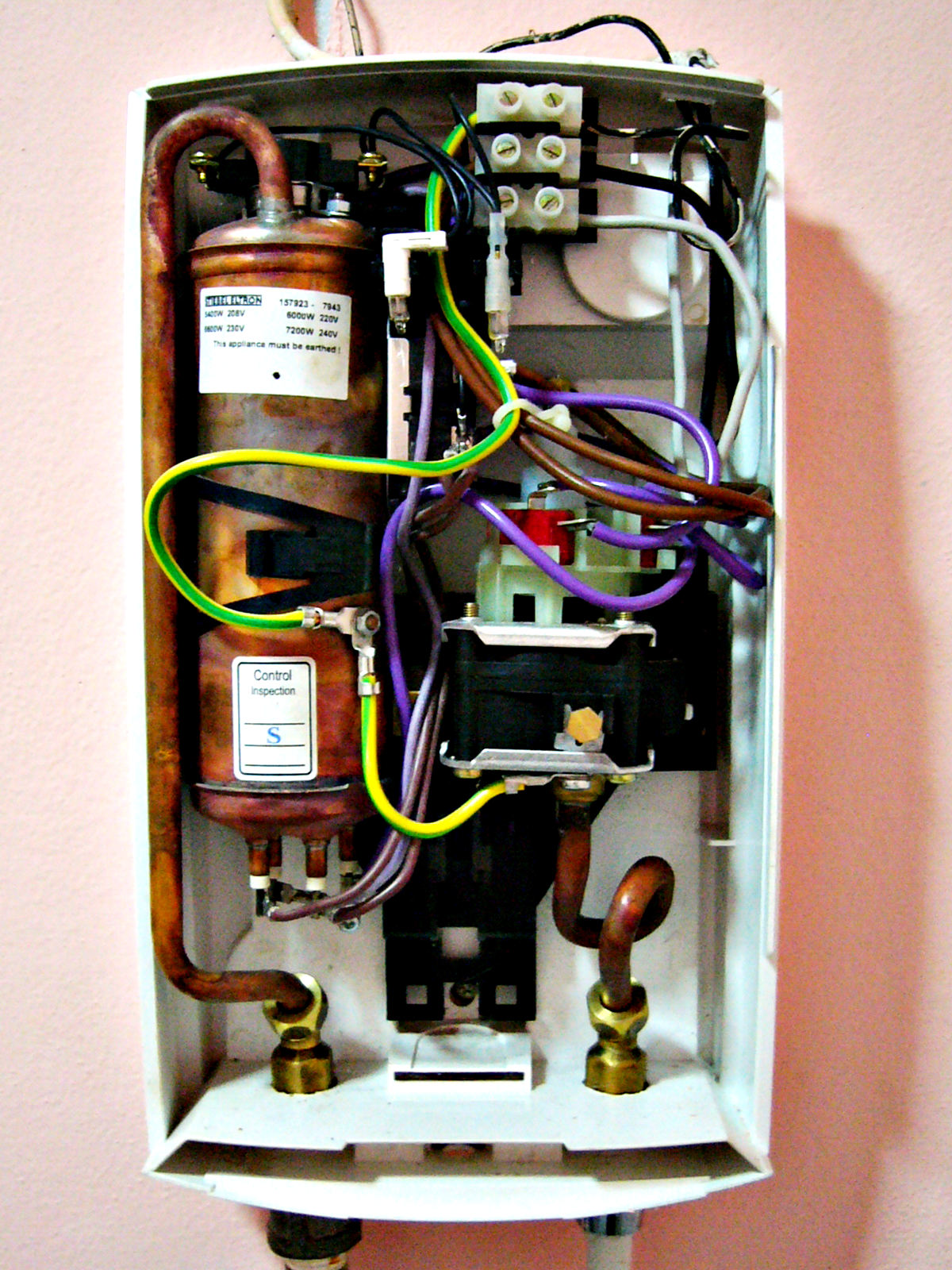 Geyser Tripping Main Switch Causes And Solutions Ideas By Mr Right Wiring My Bathroom Poor Electrical
