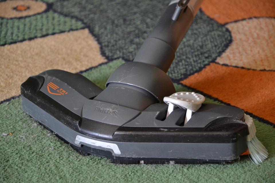 bonnet dry carpet cleaning