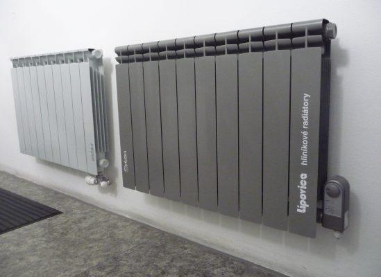 hot water radiator not heating
