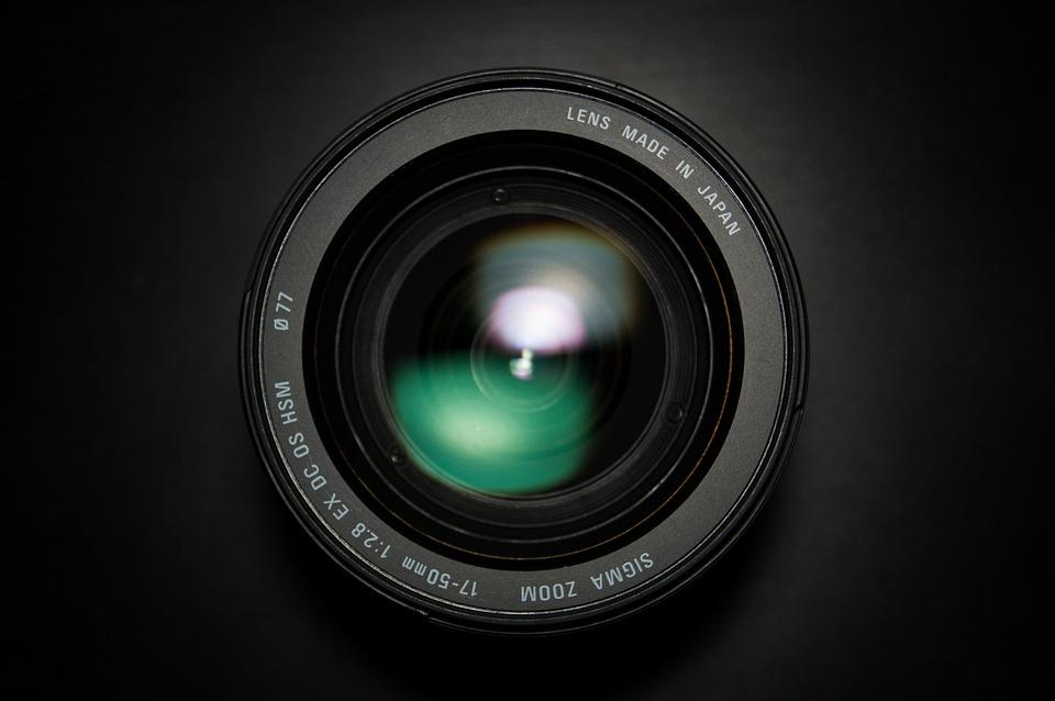 kirli lens bulanık fotoğraflara yol açabilir