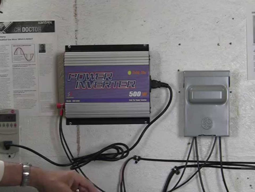 Diy Guide For Inverter Installation At Home Ideas By Mr Right