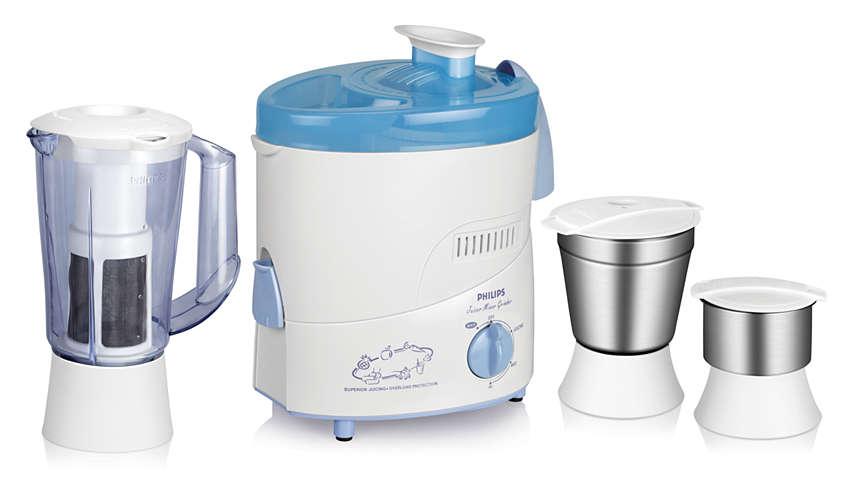 juicer mixer grinder from Philips