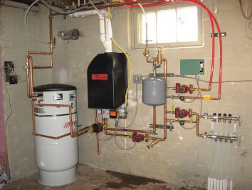 different sizes in tankless water heaters