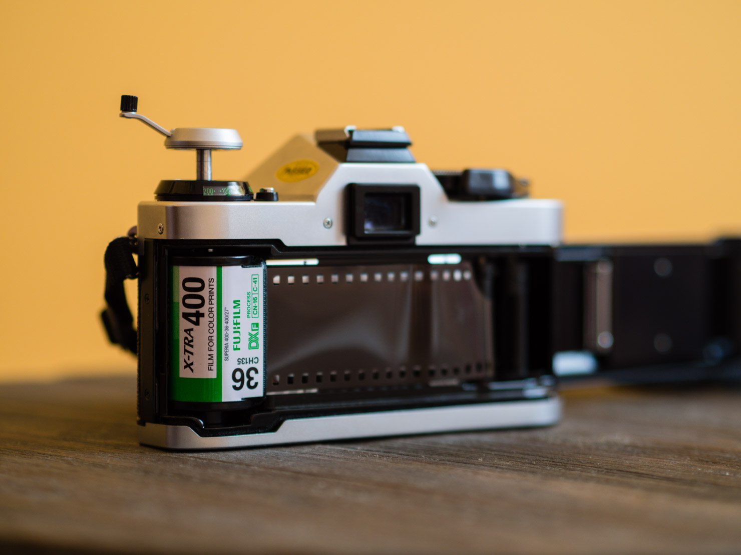 film roll and memory card