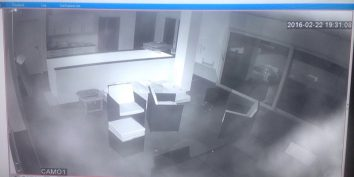 bright spots in CCTV video