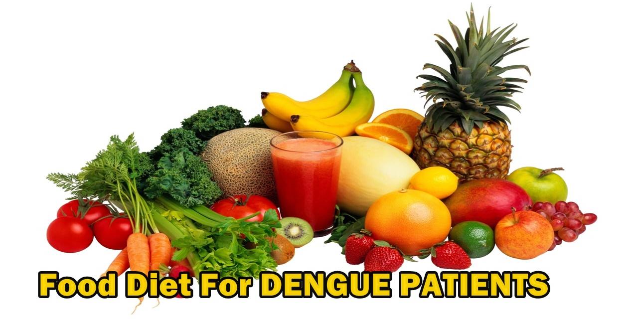 food diet for dengue patients