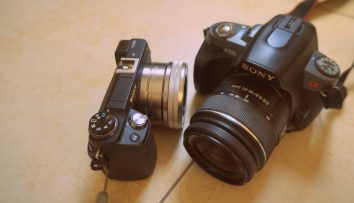 DSLR and mirrorless