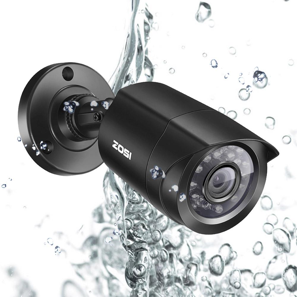 weatherproof CCTV camera