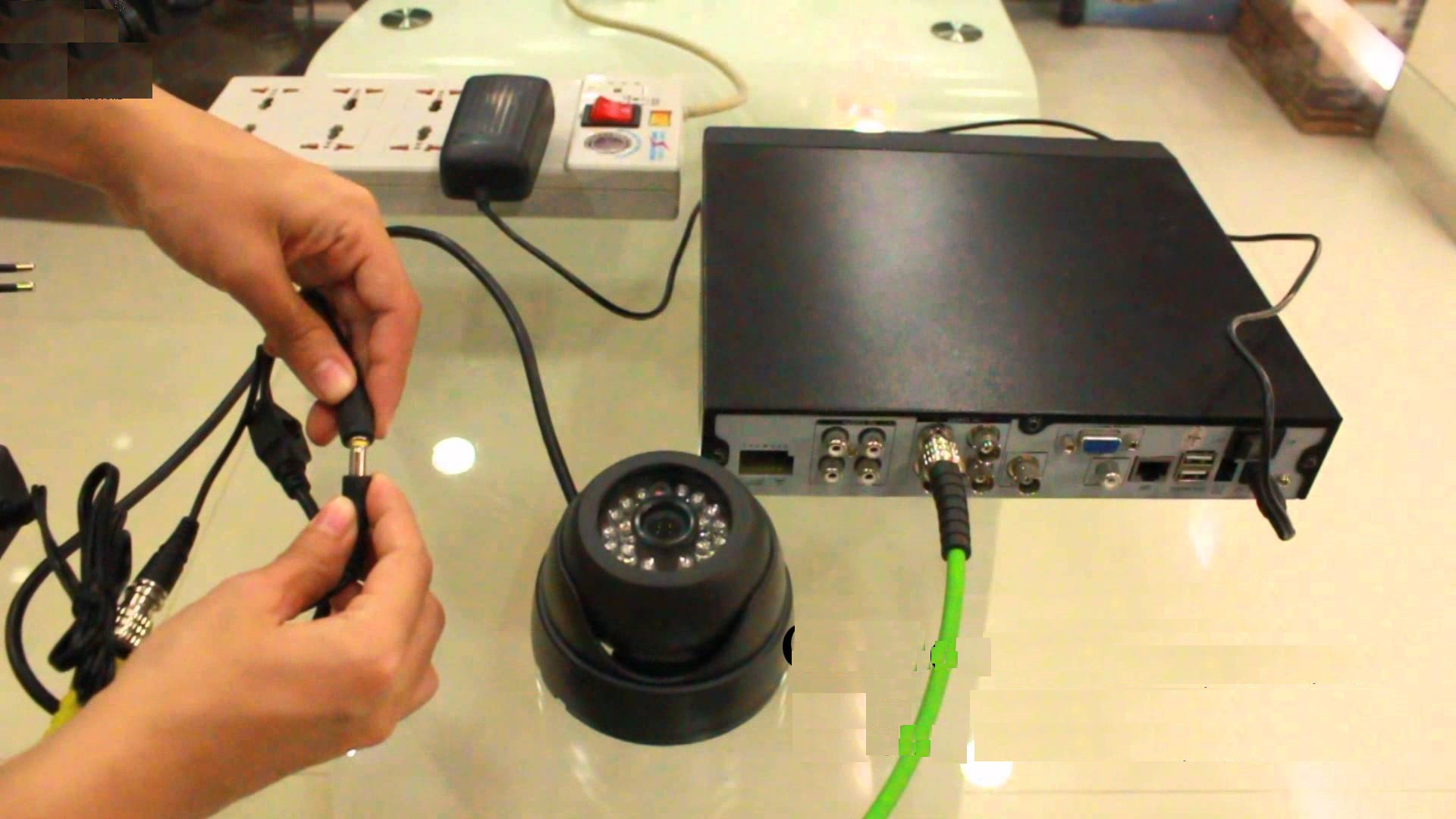 hardware update in cctv camera
