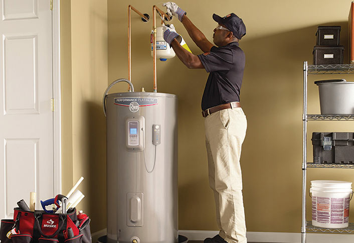 how to install water heater HT PG AP Hero