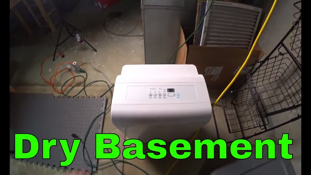 How To Fix Damp Walls Tips And Ideas By Mr Right Basement Electrical Wiring Dehumidifying The
